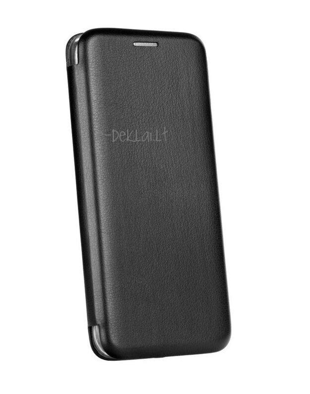 Dėklas Samsung G975 S10 Plus Book Elegance, juodas