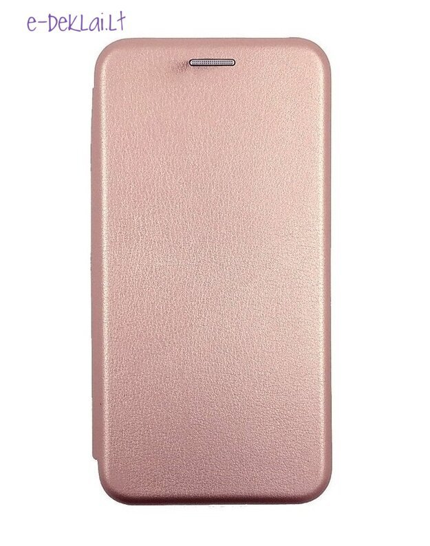 Dėklas Samsung A530 A8 2018, Samsung A5 2018 Book Elegance, rožinis