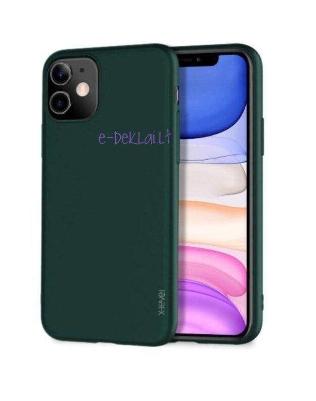 Dėklas Apple iPhone 7 Plus / iPhone 8 Plus Pipilu Guardian, žalias