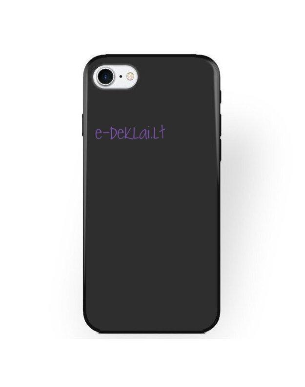 Dėklas Xiaomi Redmi 9A Rubber, juodas