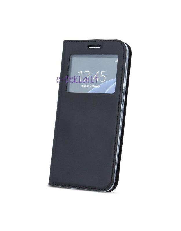 Dėklas Samsung N950 Note 8  Smart Look, juodas
