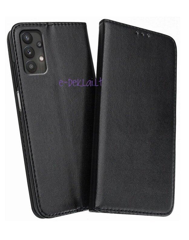 Dėklas Samsung M51 Smart Magnetic, juodas
