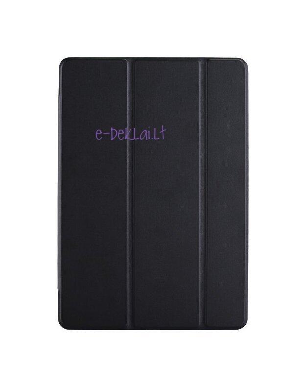 Dėklas Lenovo Tab M10 HD 10.1 TB-X306 (2nd Gen) Smart Leather, juodas